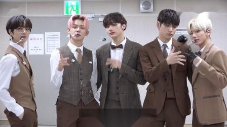 [EPISODE] TXT 2020 SBS 歌谣大典 Behind the Scenes