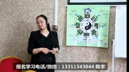 陈红易针疗法(八卦针)教学第1集