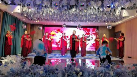 民和县茉莉艺术团《绣红旗》