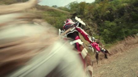 【FSD字幕组】[假面骑士圣刃短篇][不死鸟剑士与破灭之书]