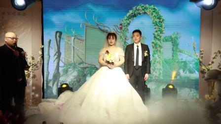 张智威-李鑫妮 婚礼录像