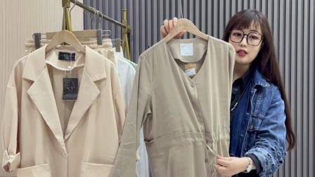 仅4份艾瑞米新款套装连衣裙35元一件9件起