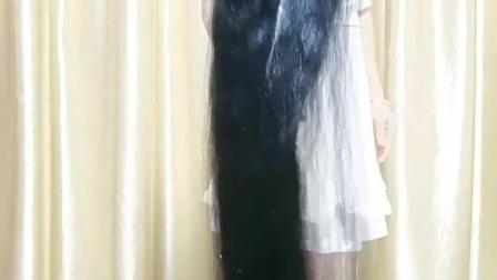 好喜欢美女长发