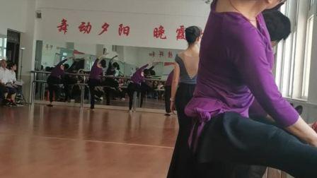 阙凌老师公开课形体拉伸训练20210423