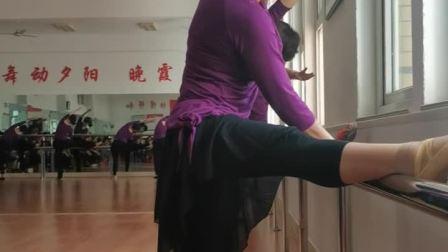 阙凌老师公开课形体拉伸训练二20210423