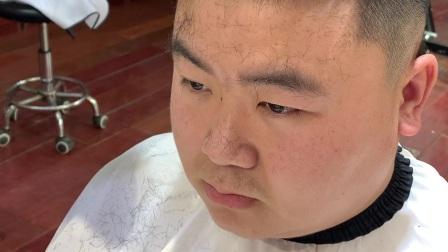 目前最火的男士刘海 内短外长刘海修剪技巧分享 这个手法特别适合夏天剪男发 私聊领取讲解全过程
