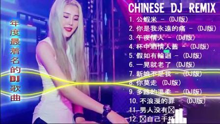 Chinese DJ - 2021年最劲爆的DJ歌曲 (中文