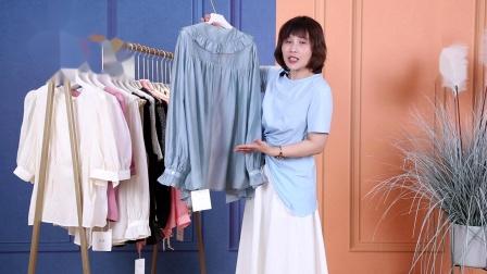 4.26玲家衣舍夏季小衫系列组合23.8元,16件起批