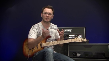 Laney GH50R head Amp  Review