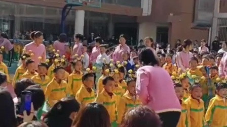 运动会,晋城市,凤城幼儿园。