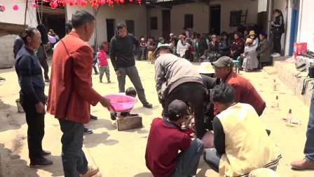 彝风影视 翁诗木机 彝族歌曲彝族电影马金辉与胡金燕的婚礼上集