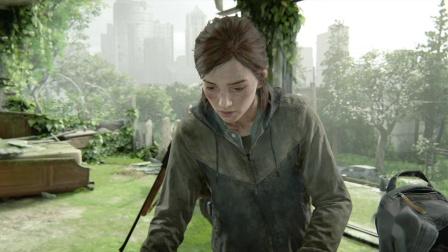 PS4中文美国末日最后生还者2一周目困难难度实况解说04