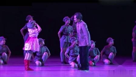 建党100周年建党舞蹈 少儿629作品