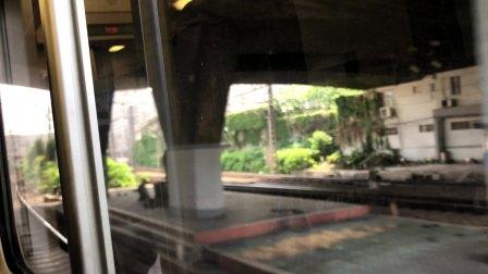D2187进杭州站9站台