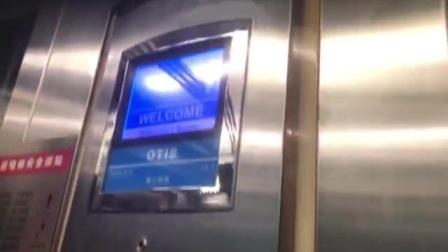 长沙万达广场1号观光电梯12
