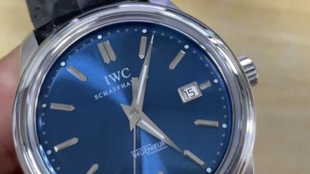 IWS厂万国工程师劳伦斯限量款 IW323310 极致做工