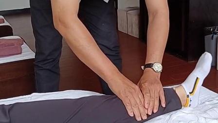 人的大腿外侧是足少阳胆经,左右各一,其循行的大致方向是从人体的头部向人体的足部循行#推拿#按摩#massage#惠州#佛山#东莞#广州#深圳