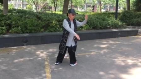 新编套路28式太极拳学习演练