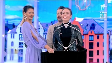 罗马尼亚魔术师的表演18