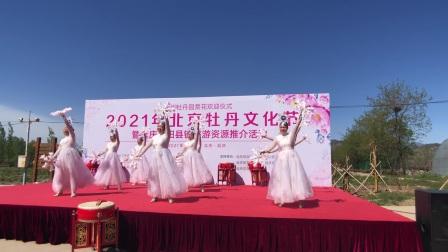 北京市延庆旧县镇牡丹文化节开幕