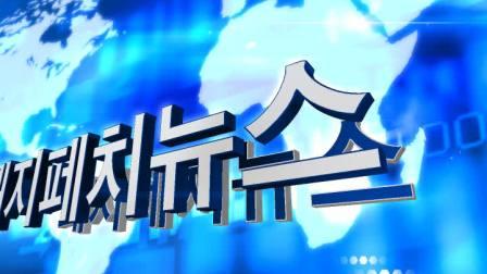 小猪佩奇电视台(已停播)新闻片头(2009-2015,朝鲜语)