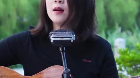 美女朱丽叶吉他弹唱组合