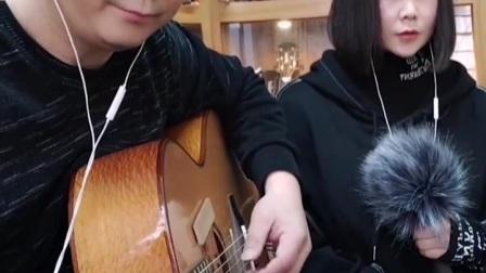 花房姑娘,朱丽叶吉他弹唱郭咚咚