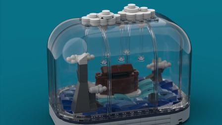 透明瓶里面的船你看出来是哪艘了吗?