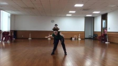 快乐舞步健身操