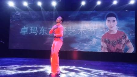 ✨上海卓玛东方舞艺术节GALA SHOW ✨鼓手:黄瑟老师 ✨作品:Tarab《试着记住》 ✨编舞:贺晓明