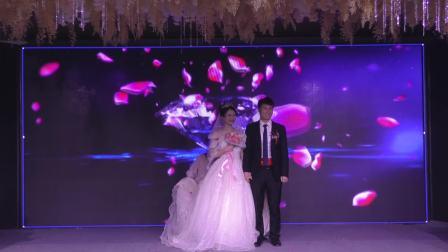 王洋&东楠楠 新婚庆典