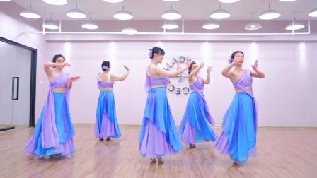 娇俏优美的傣族舞《花儿》青岛舞蹈艺考舞蹈