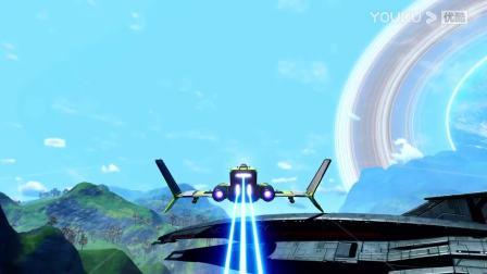 《无人深空》联动《质量效应》诺曼底号飞船预告