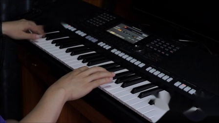 雅马哈PSR-S975演奏《我只在乎你》综合音源包