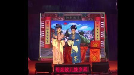 大型花鼓戏《甘 罗 拜 相》摄像制作:赵  辉
