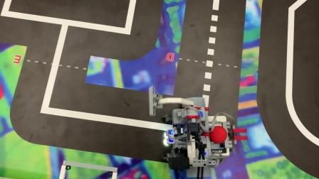 2021科协RIC机器人创新挑战赛两光单电机方案2