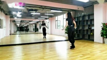 妮可舞蹈《野摩托》DJ爆火网红流行舞
