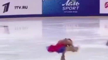 精彩滑冰舞