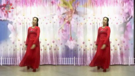 广场舞---拉萨夜雨--64步_01