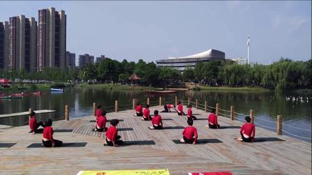 无锡泰伯体育公园 龙舟表演