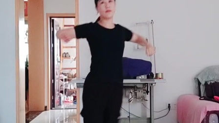 跳跳乐23套第一节《编舞朱晓敏》