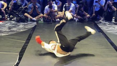 霹雳无双2021少儿团队街舞比赛
