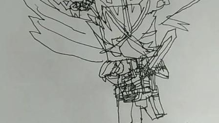 瞧!我画圣刃!(+主题曲)画得贼贼一-好!。。!