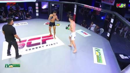 SCF.Silva.Combat.Fight.3