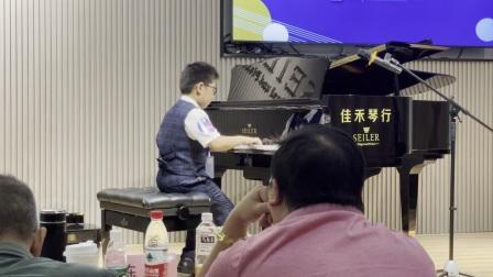 七岁Leo参加言子杯江苏赛区