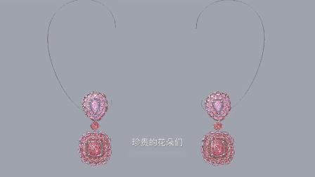 迪奥高级珠宝部艺术总监解读 DIOR ROSE 高级珠宝系列