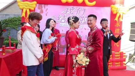 程升华&王晓璇 婚礼视频