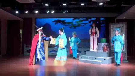 《皇帝与村蛄》第一场.救危 表演:高红英、曹玲姣、王菊珍、卢素琴、董世雯、周德维