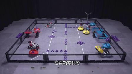 2021-2022 VRC 机器人挑战赛主题 - 一触即发