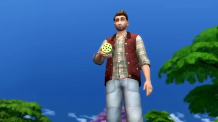 《模拟人一辈子4》乡间生活DLC预告